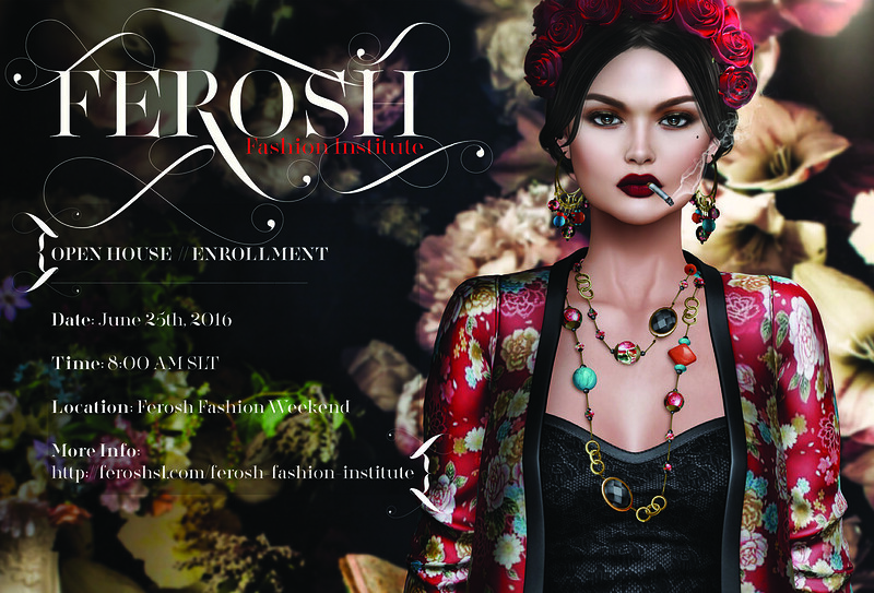 Ferosh Fashion Institute Open House