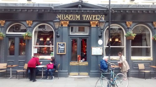 Museum Tavern London June 16 2
