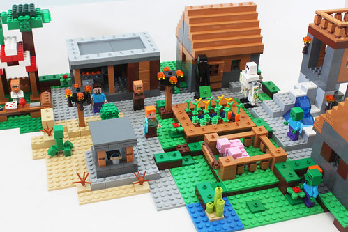 LEGO Minecraft The Village (21128)