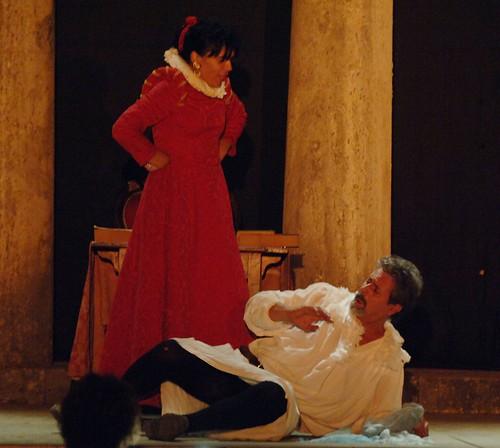 Bruscello Storico 2006 - Don Chisciotte - Il cavaliere dalla triste figura