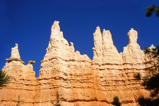 Up and down - Peaks in Bryce Canyon, Utah, USA | by Batikart