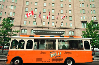 WTC at the Hotel Fort Garry | by buflyer200