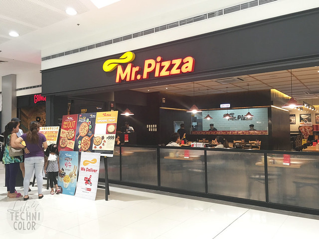 Mr. Pizza