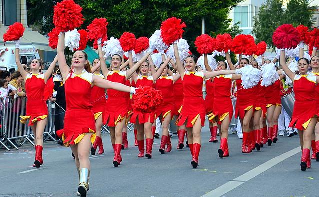 Лимассол Фото - Большой Карнавал. Кипр