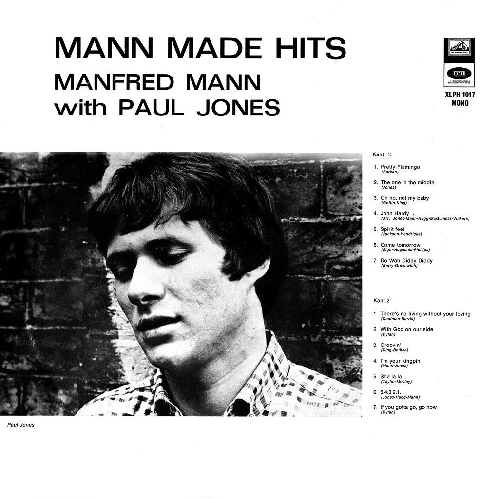 Manfred Mann - Mann Made Hits