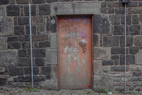About Edinburgh [Old Tolbooth Wynd] - 02