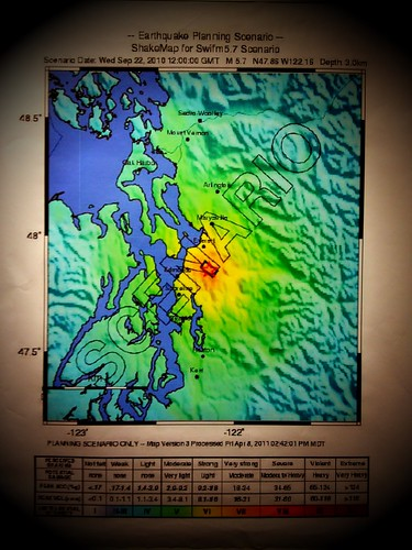 South Whidbey Island Fault