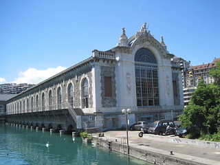 Geneva, on the Rhone | by wombatbiker