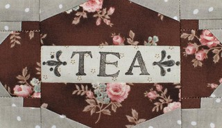 Vintage Label | by PatchworkPottery