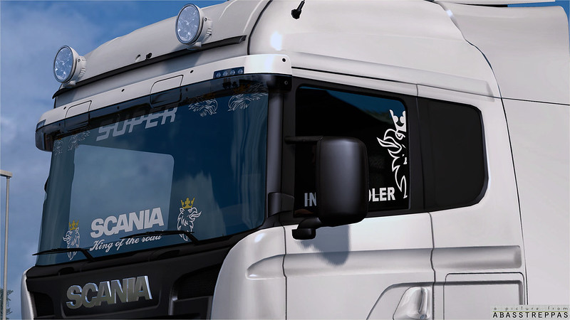 Ets2 Window Stickers