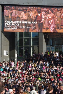 May day parade in Paris - Cavalleria rusticana (2012) | by dervishe