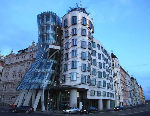 Dancing House | by christine zenino