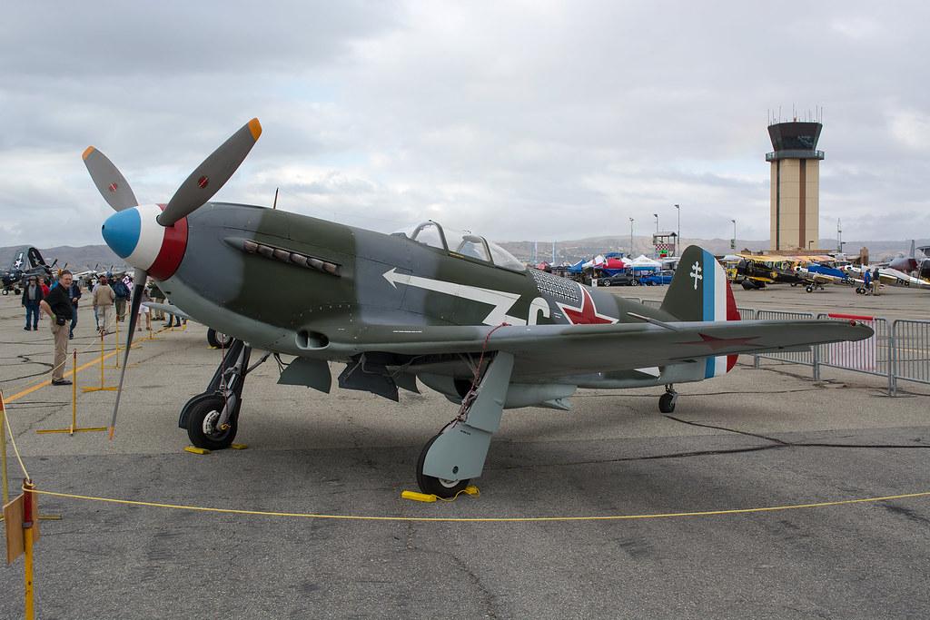 Yakovlev Yak-3 (P.O.F. #21)