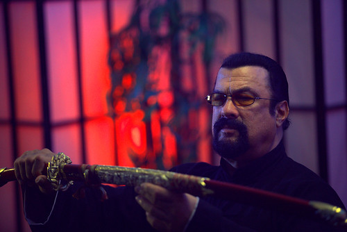 Steven Seagal ur filmen The Perfect Weapon