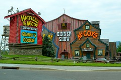 Scenes Around Pigeon Forge, TN