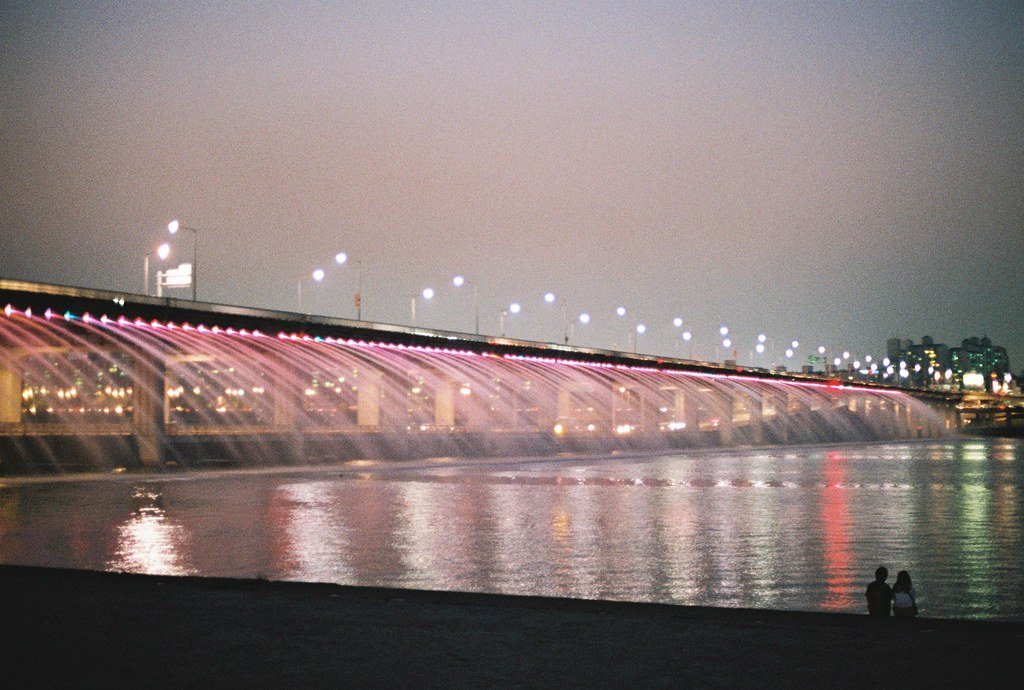 반포대교 (Banpo Bridge)