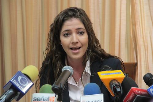 6 Junio 2016 Rueda de presa sobre regulación de elección de magistrados y aplicación de evaluaciones para aspirantes