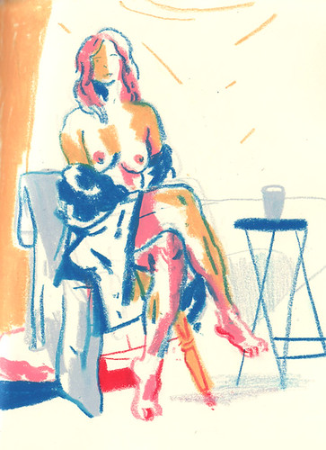 figure drawing | by nivbavarsky