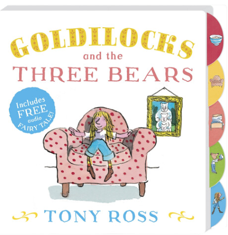Tony Ross, Goldilocks and the Three Bears