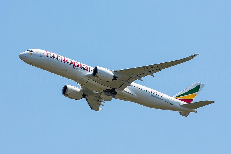 Ethiopian A350XWB