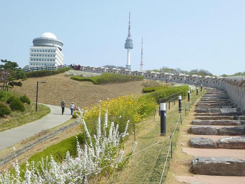 C16-Seoul-Mont Namsan-Descente-j7 (18)