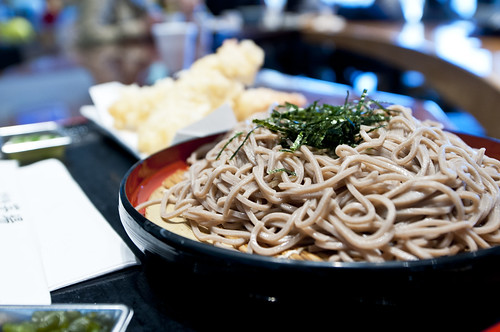 Mitsuwa Food Court - Soba Lunch | by nicknamemiket