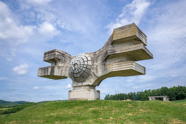 Monument to the Revolution of the people of Moslavina, Podgarić