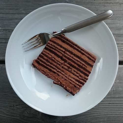 Twelve-Layer Flourless Chocolate Dobos Torte