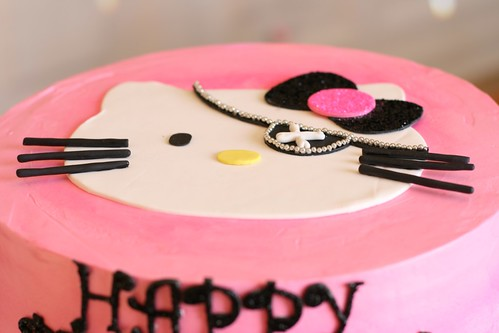 Hello Kitty Birthday Cake 006 | by Hungry Housewife