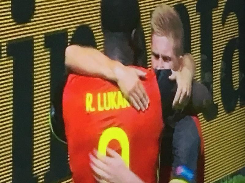 Belgium 3 - 0 Republic of Ireland