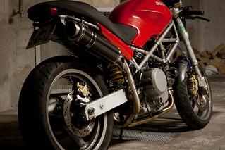 Ducati Monster Cafe Racer For Sale