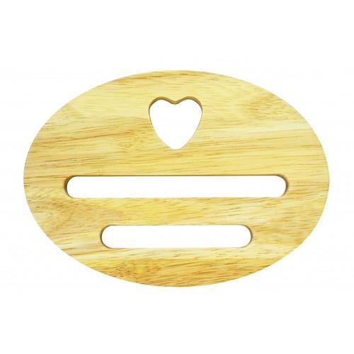 Đồ lót nồi bằng gỗ mẫu số 3