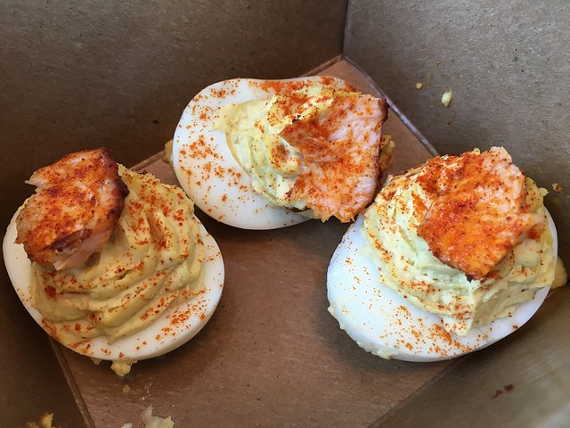Deviled eggs - Causwells