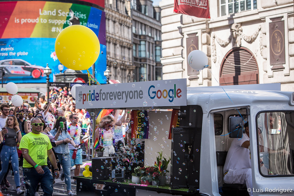 Pride 2016 in London-13