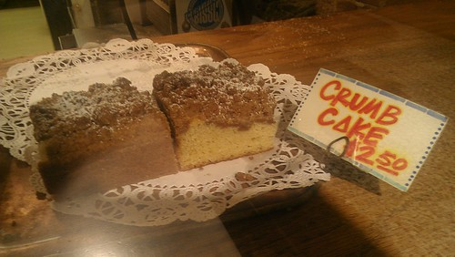Crumb cake | by cakespy