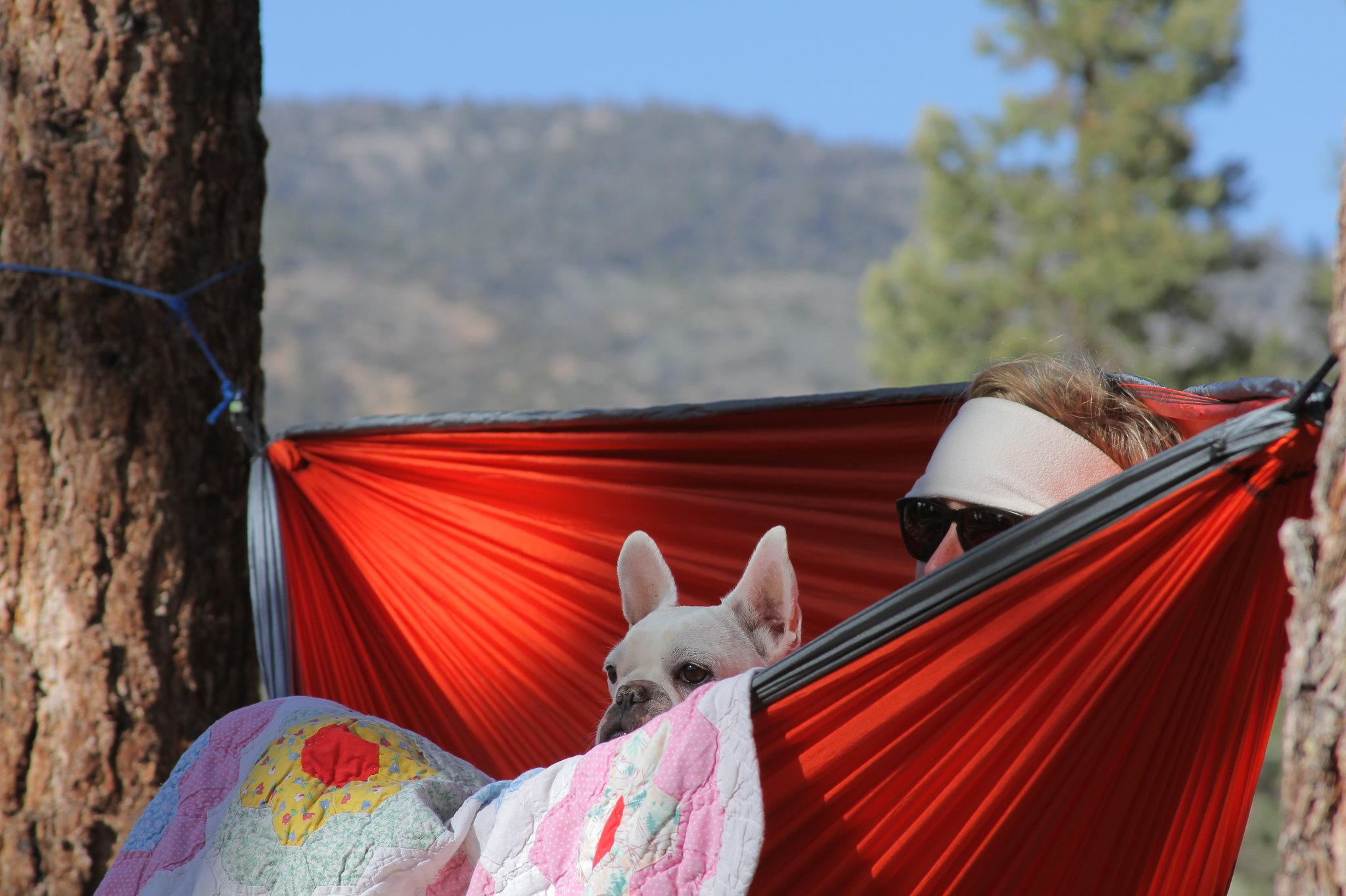 Heartbar Campground - San Bernardino National Forest