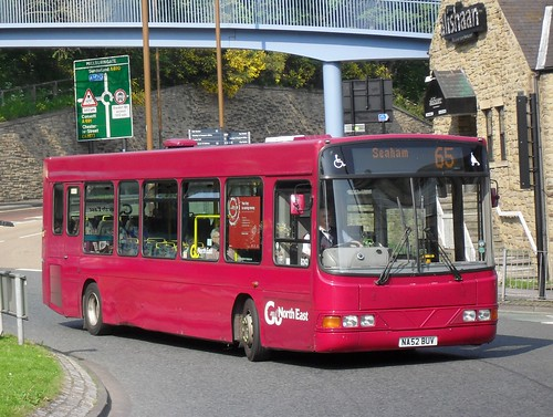 8243-NA52BUV_Durham_65 | by Northern Bus Photos
