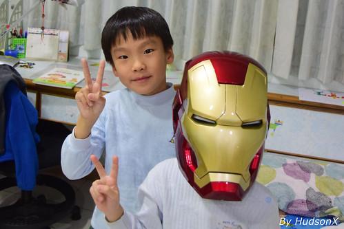 1:1 Ironman MK42 Helmet (12)