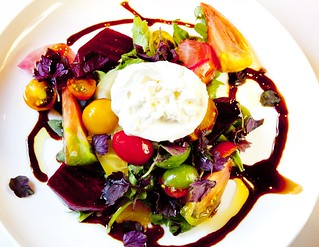 Burrata Salad | by thepalmshotel