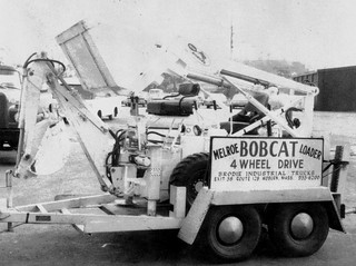 Loader on Trailer | by Bobcat Company