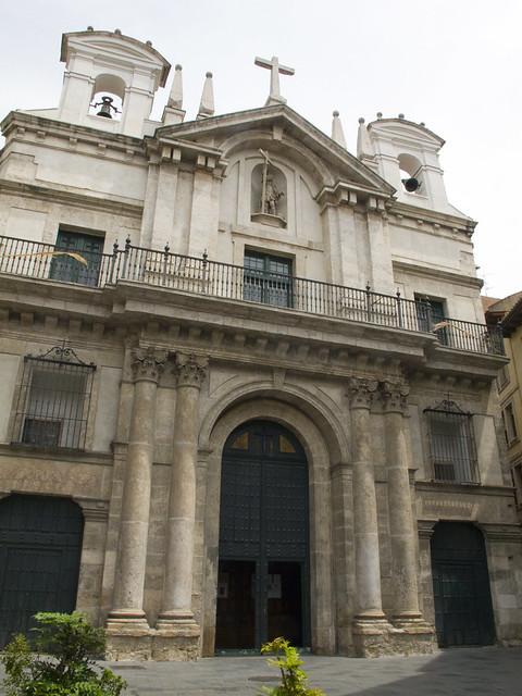 06 Iglesia de la Vera Cruz - Valladolid