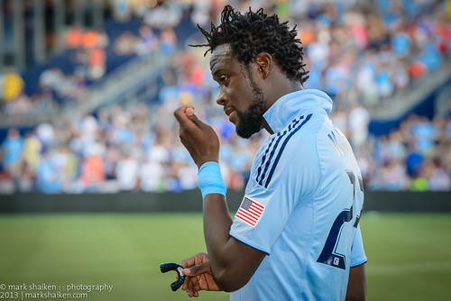 Kei Kamara | by mark shaiken : : photography