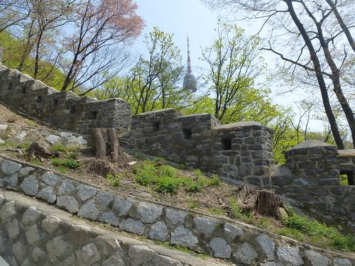 C16-Seoul-Mont Namsan-Descente-j7 (12)