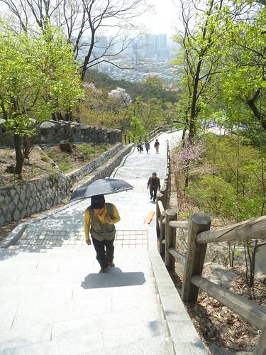 C16-Seoul-Mont Namsan-Descente-j7 (11)