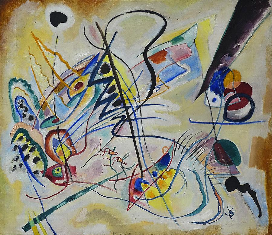 Russian avant-garde 40_Kandinsky