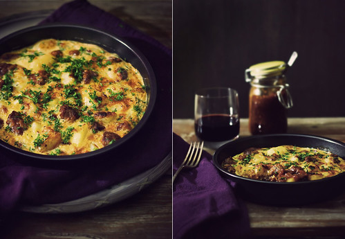 Potato Frittata and Tomato Jam | by Citrus and Candy