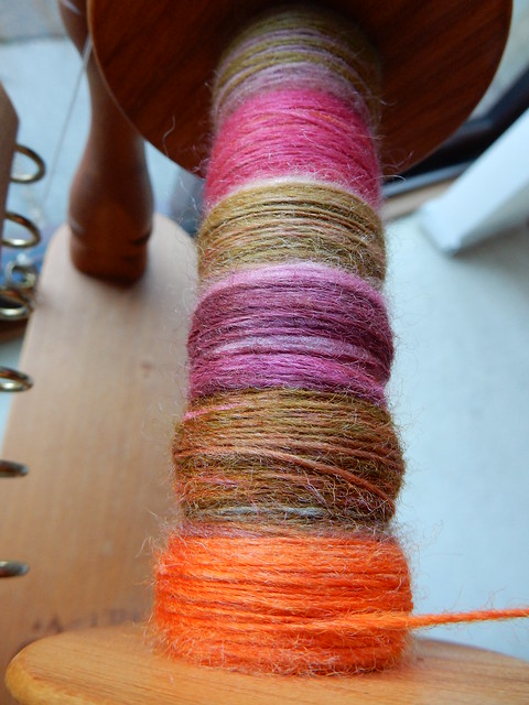 Tour de Fleece day 12 (2)