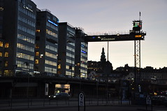 Лифт Катаринахиссен. Katarinahissen