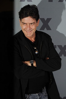 Charlie Sheen- Anger Management | by ellasportfolio
