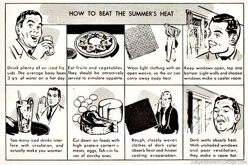 Beat the Heat | by Retroarama